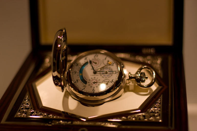 Pocket-watch from the Patek Philippe Museum, Geneva - Geneva