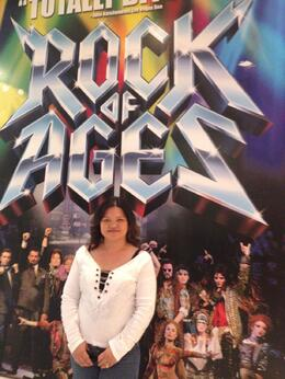 Photo of Las Vegas Rock of Ages at the Venetian Hotel and Casino Rock of Ages