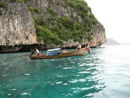 Photo of Phuket Phuket to Phi Phi Islands by Speedboat Second Snorkeling Spot (Phi Phi Island)