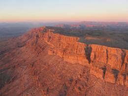 Photo of Las Vegas Grand Canyon West Rim Deluxe Sunset Helicopter Tour Sunset over The Canyon