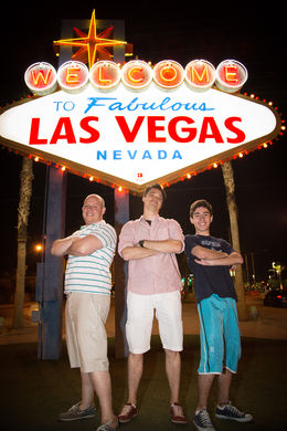 Photo of Las Vegas Viator Exclusive: Las Vegas Strip by Limo with Personal Photographer The boys!