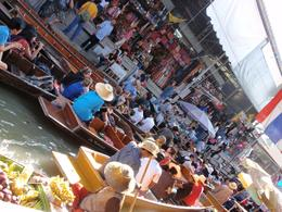 Photo of Bangkok Floating Markets and Rose Garden Cultural Center Day Tour from Bangkok The Floating Market