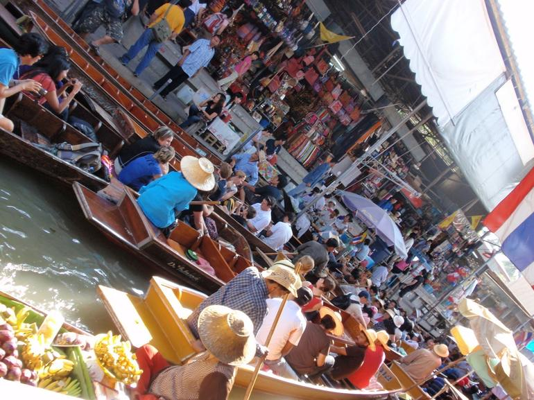 The Floating Market - Bangkok