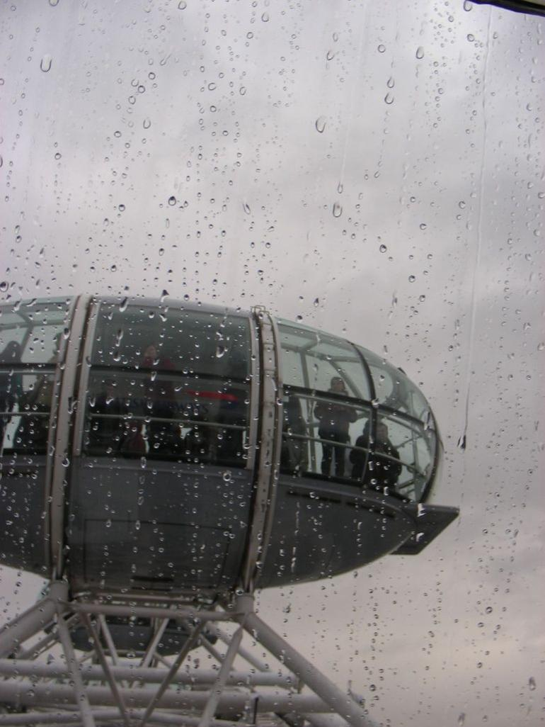 The London Eye in November - London