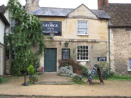 This is the pub we had lunch in. , Susan W - January 2015
