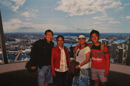 "Photo of Sydney Sydney Tower Eye ""Top of The World family experience at the Sydney Tower"""