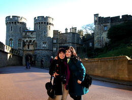 Photo of   Windsor Castle, a place of fairytale