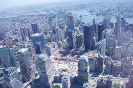 World Trade Center after 9/11 - May 2010