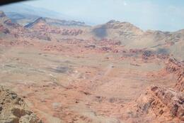 Photo of Las Vegas Grand Canyon West Rim VIP Helicopter Tour from Las Vegas ball of fire