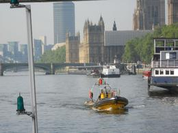 Photo of London River Thames High-Speed Cruise Boating on the Thames