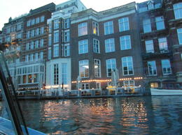 Photo of Amsterdam Amsterdam Canals Cruise with Dinner Cooked On Board Evening on the canal