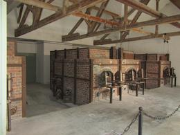 Photo of Munich Dachau Concentration Camp Memorial Small Group Tour from Munich Furnaces