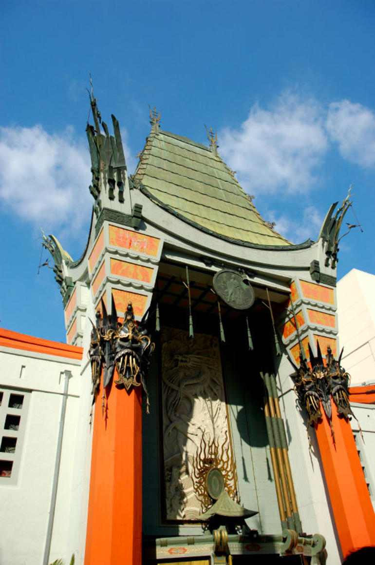 Grauman's Chinese Theatre - Los Angeles