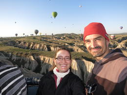 Photo of Cappadocia Cappadocia Balloon Ride and Champagne Breakfast Hubby and I