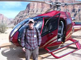 Photo of Las Vegas Grand Canyon All American Helicopter Tour Jay Stanz