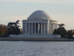 The famous Jefferson Memorial. - November 2007