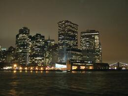 Photo of New York City New York Dinner Cruise Night view.