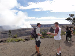 Photo of Big Island of Hawaii Volcano National Park Small Group Twilight Tour Our Guide