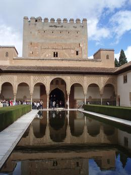 Photo of Seville Granada Day Trip including Alhambra and Generalife Gardens from Seville PA100682