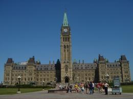 Centre Block on Parliament Hill, Krishnan Vaitheeswaran - June 2009