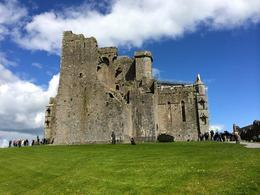 Our last stop on the tour - the Rock of Cashel! , Emily T - May 2014