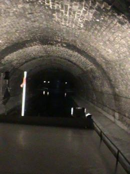 Photo of Paris Seine River Cruise and Paris Canals Tour St Michel's Canal - the Underground Leg
