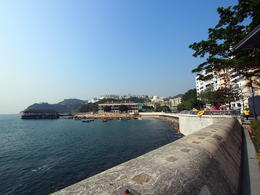 Photo of Hong Kong Hong Kong Island Half-Day Tour Stanley beach front