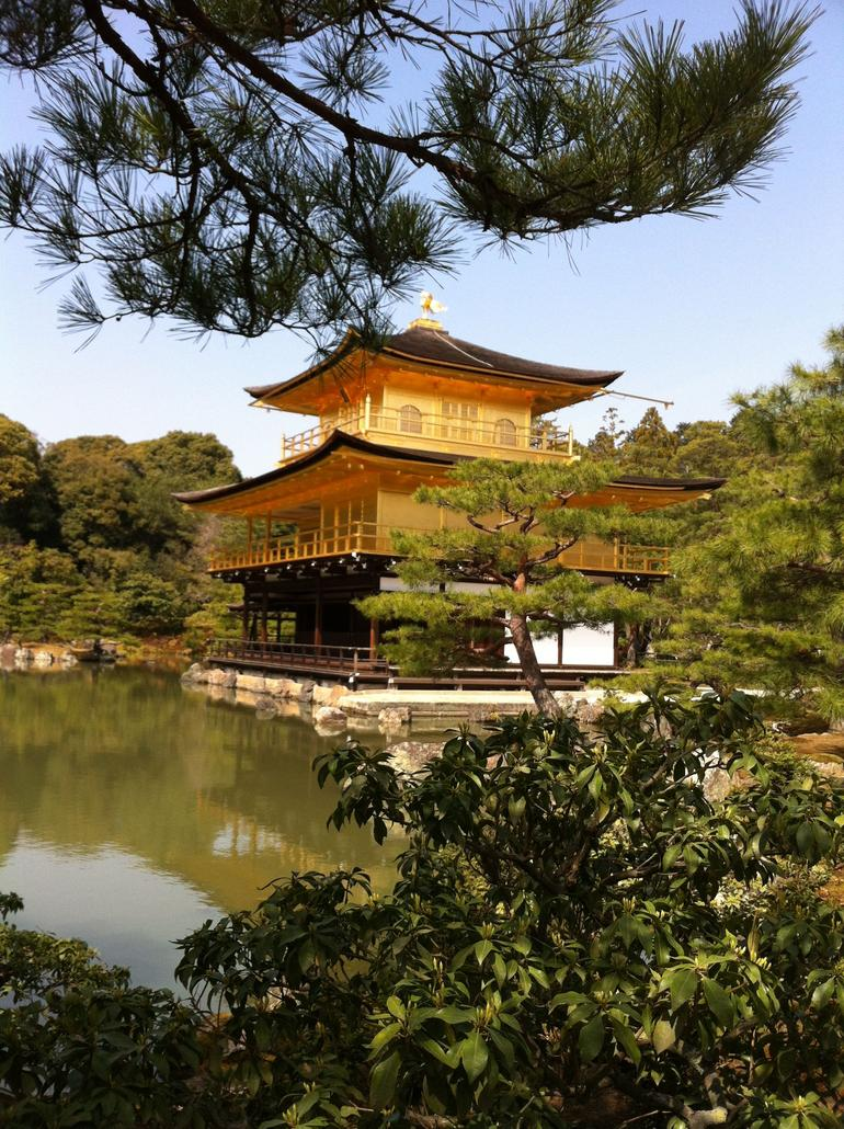 The Golden Pavilion - Kyoto
