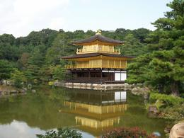 Beautiful Golden Pavilion in Kyoto., Eric H - October 2009