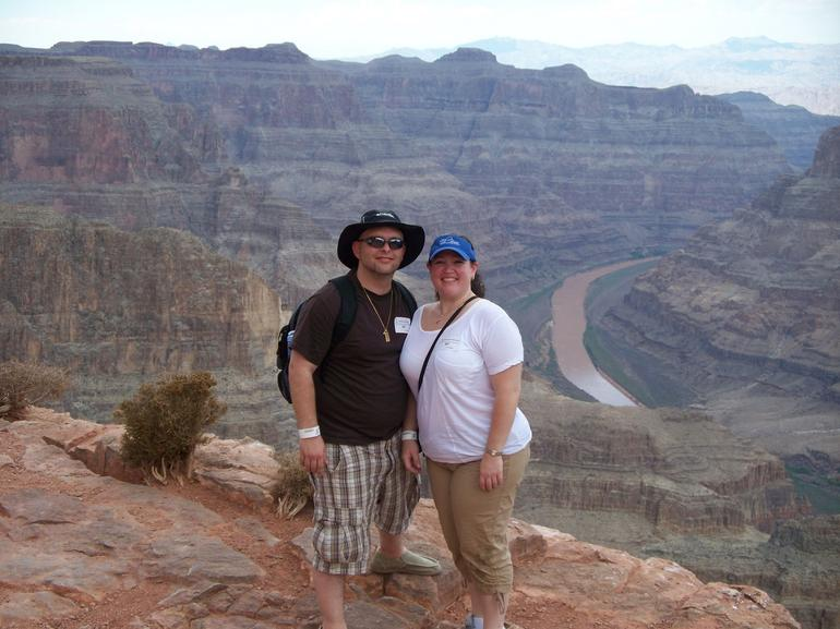 The Grand Canyon at Guano Point - Las Vegas