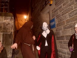 Photo of Edinburgh Murder and Mystery Walking Tour of Edinburgh the gruesome twosome