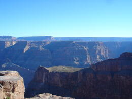 Morning at the canyon, World Traveler - January 2012
