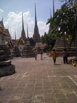 Wat Po General view , Christopher H - November 2012
