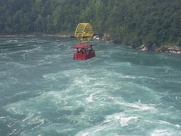 Photo of Toronto Niagara Falls Day Trip from Toronto Whirlpool cable car