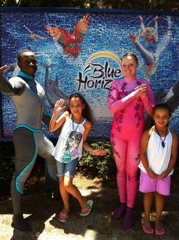 Best show at SeaWorld!, Travel Mom - July 2013