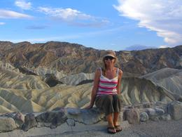 The most photographed in Death Valley , Madeleine - September 2012