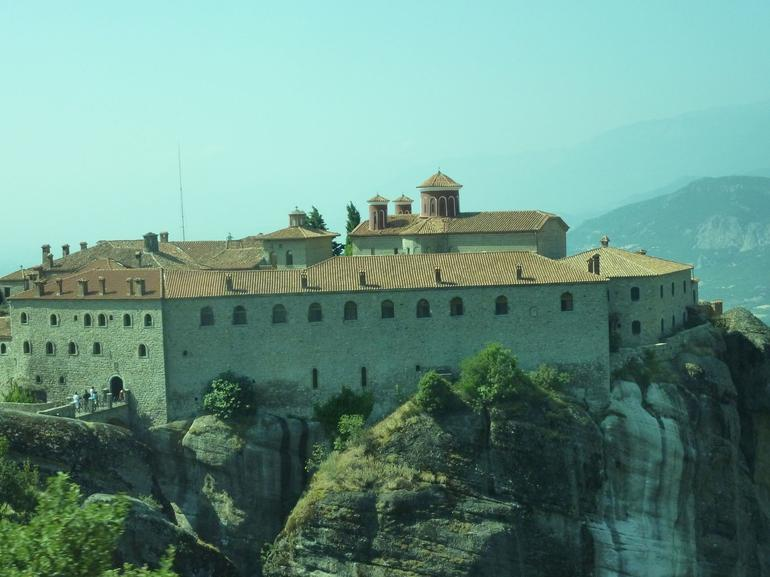 2-Day Tour to Meteora from Athens - Athens