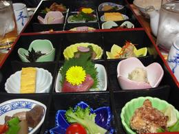 Photo of Tokyo Mt Fuji Day Trip including Lake Ashi Sightseeing Cruise from Tokyo A traditional Japanese-style meal