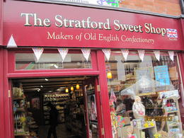 Stratford Sweet Shop in Stratford Upon Avon. , Natalie F - May 2013