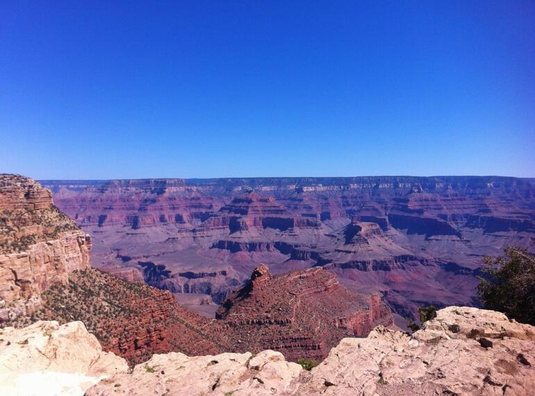 Canyon from the South Rim - Las Vegas