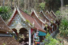 Entrance to the Chiang Dao Caves in the national park , Darren Meg L - April 2015