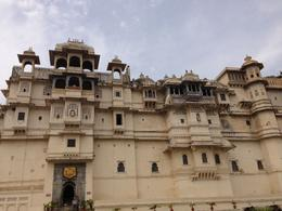 Photo of   city palace, Udaipur, India