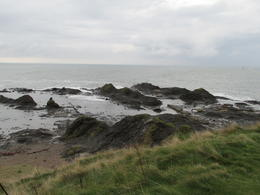 Photo of Edinburgh 2-Day Loch Ness and Inverness Small Group Tour from Edinburgh Coastline at Elie in Fife