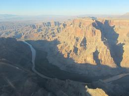 Photo of Las Vegas Grand Canyon West Rim Deluxe Sunset Helicopter Tour Colorado River