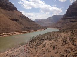 Colorado River at the bottom of the Canyon , Alexander M - May 2014