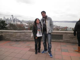 Photo of Seattle Seattle Harbor Cruise Dushyant  and  Bindu @ Quiwk Tour Seattle