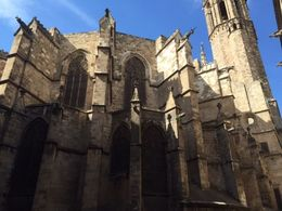 Photo of Barcelona Skip the Line: Best of Barcelona Tour including Sagrada Familia El Gotic  - Gothic Quarter