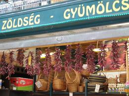 Photo of Budapest Budapest Food and Wine Tasting Tour Food Stall - Budapest