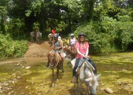Photo of Punta Cana Dominican Republic Mega Truck Safari Horseback Riding