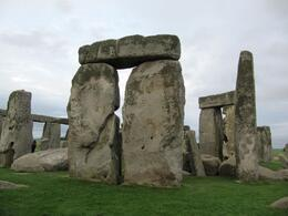 Photo of London Private Viewing of Stonehenge including Bath and Lacock Inside the henge